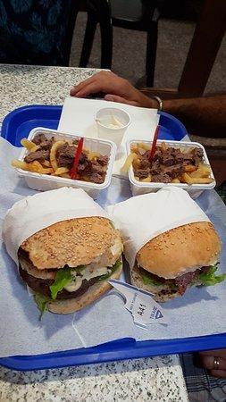Hamburger In ภาพ