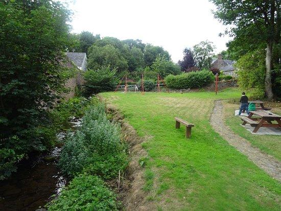 Angus, UK: Tannadice Village