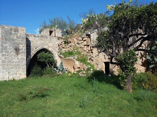 Castello recinto di Fulcignano