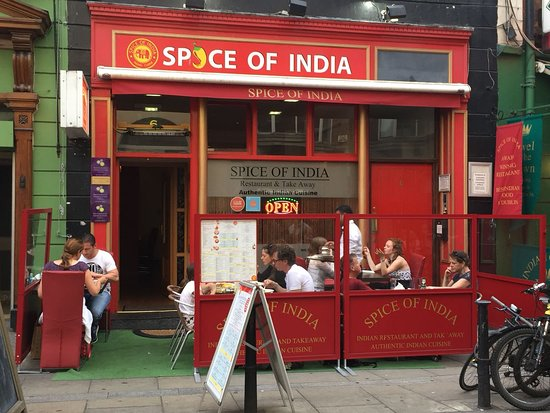 Spice Of India Dublin 6 South William St Restaurant