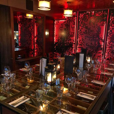 Koi Dining & Lounge Bar: Koi - perfect for large bookings