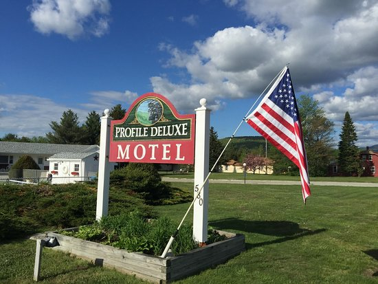 Profile Deluxe Motel: Welcome