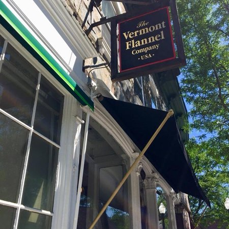 ‪The Vermont Flannel Company‬