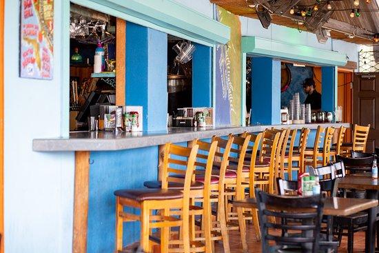 The Hub Baja Grill Siesta Key Menu