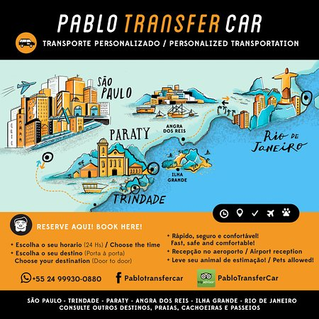 Pablo Transfer Car