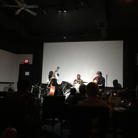 Cinematique Theatre Sunday Jazz With Trio Awesome