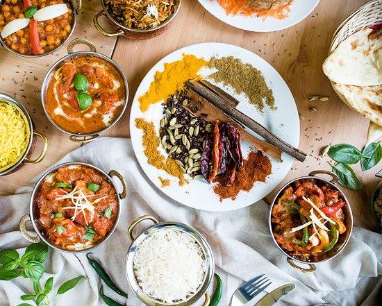 Fantastyczna Kuchnia Recenzja Taj Mahal Restauracja Indyjska