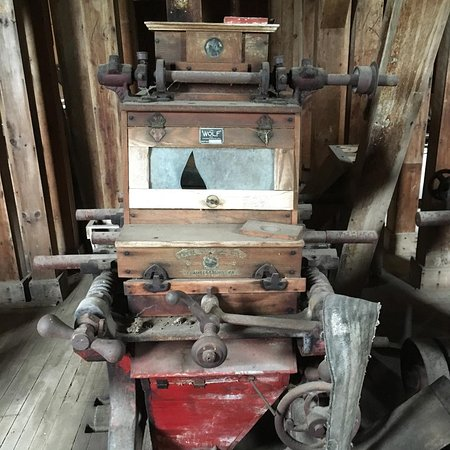 Posen, MI: Elowsky Mill