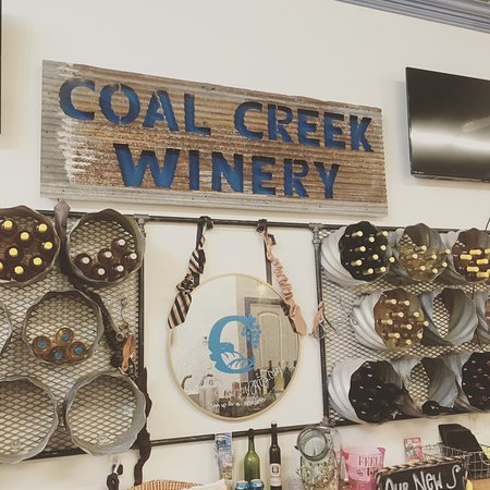 Coal Creek Vineyard & Winery