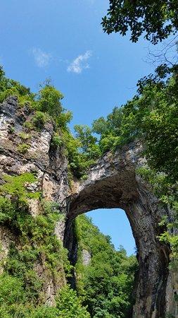 Fairfield, VA: Nearby Natural Bridge State Park