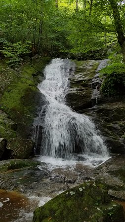 Fairfield, VA: Crabtree Falls Trail, a scenic drive away from the property
