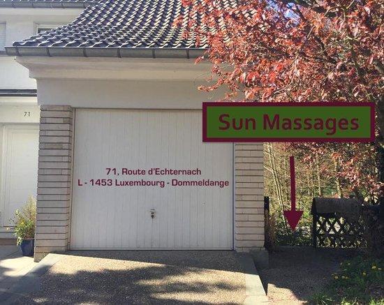 Sun Massages