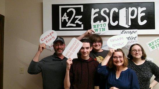 A2Z Escape