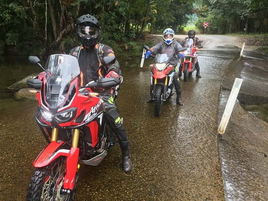 Port Douglas Motorcycle Adventure Tours