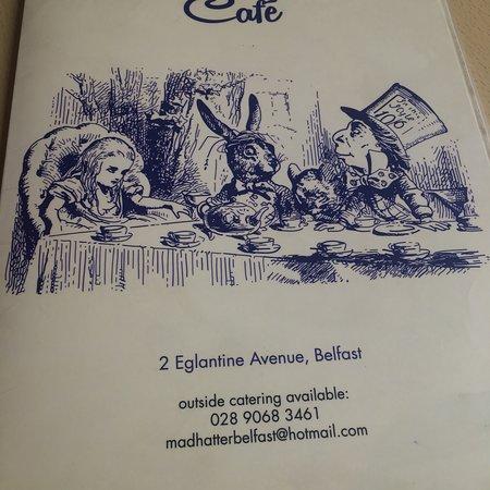 Mad Hatter Cafe ภาพถ่าย