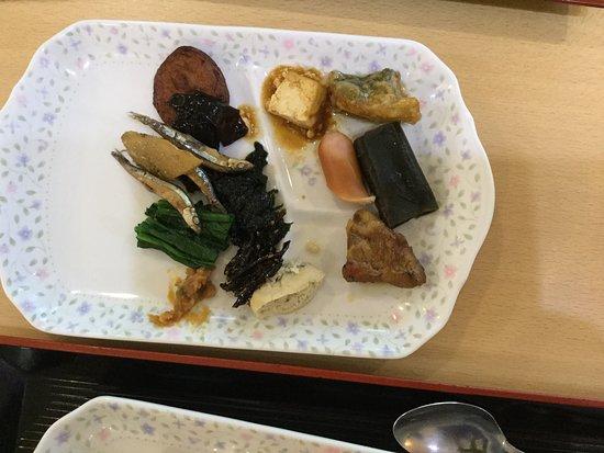 Kirishima Kokusai Hotel: 夕食です
