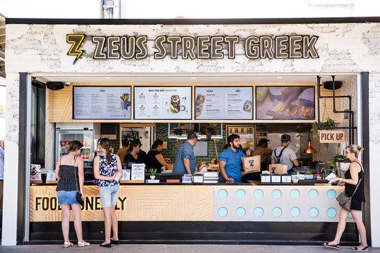 Zeus Street greek: Zeus Wetherill Park
