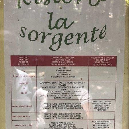La Sorgente照片