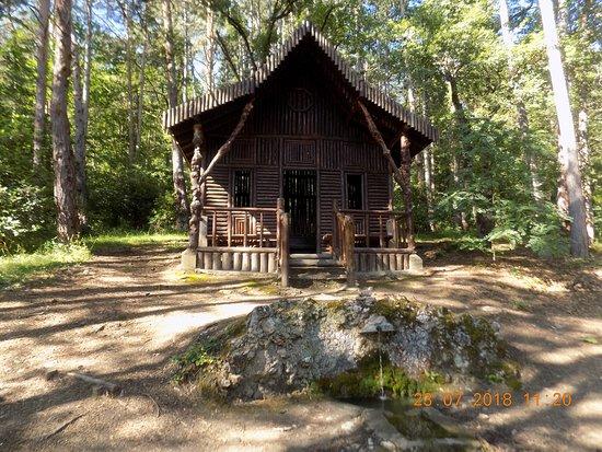 Квиллан, Франция: Chalet de carach