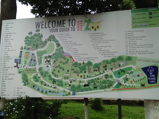 Assam State Zoo and Botanical Garden