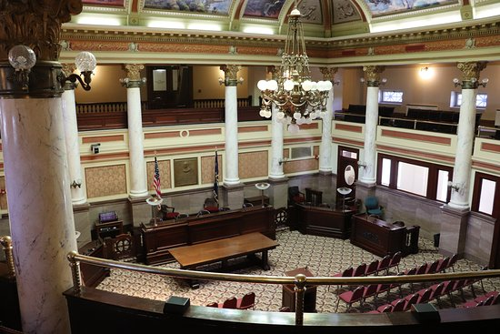 Old Supreme Court - Picture of Montana State Capitol, Helena