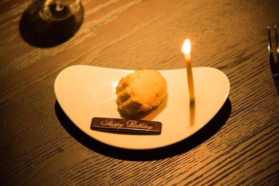 Baume: Birthday!