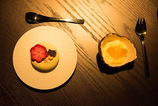 Baume: Course 6: La Fromboise Et La Mandarine Raspberry: Mandarin