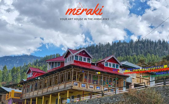 View of Meraki Homestay in Sankri