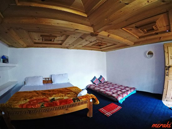 Sankri, Indien: Room picture