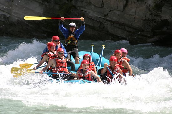Mount Robson Whitewater Rafting Co.