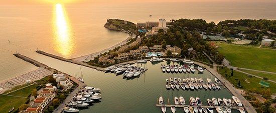 Σάνη, Ελλάδα: Sani Marina Sunset