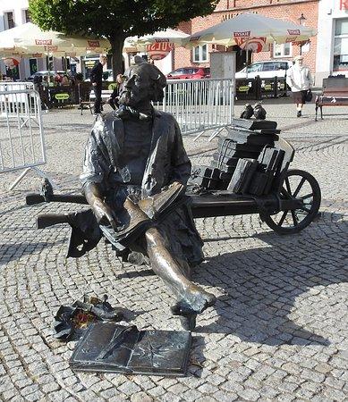 Kościerzyna, Polska: Kaszubski wędrowiec Remus