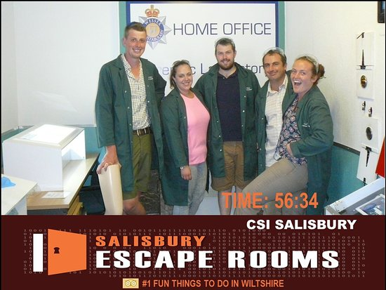 ‪Salisbury Escape Rooms‬
