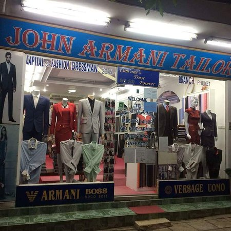 John Armani Tailor