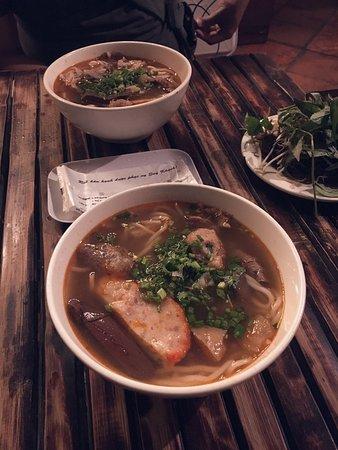 Bun Bo Ganh: Look at this beauty
