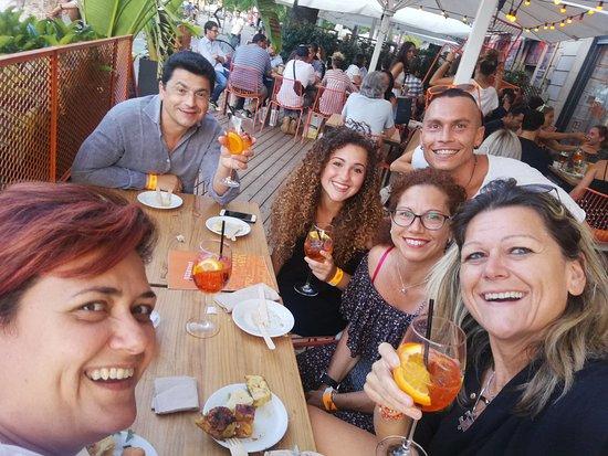 Terrazza Aperol Spritz Bnc Picture Of Terrazza Aperol
