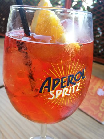 Spritz Top Picture Of Terrazza Aperol Spritz Barcelona