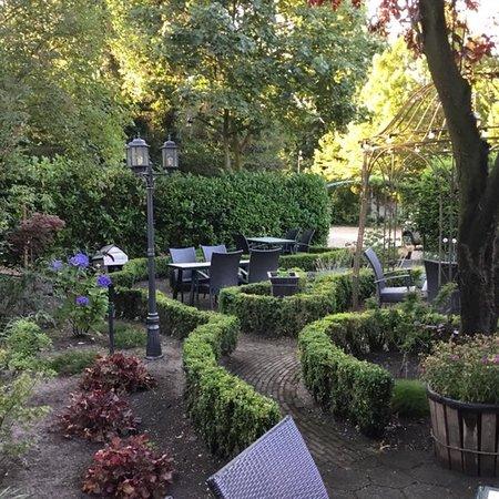 Leende, Holandia: Tuin terras