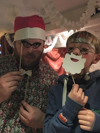 Rode, UK: christmas