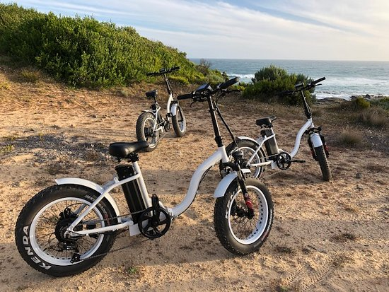 Cape Otway, Australia: Come ride with Otway e bikes - All the joy of cycling without the Huff and Puff!