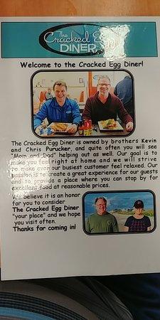 Cracked Egg Diner Image