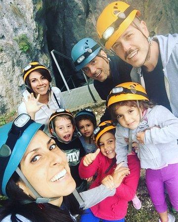Cappadocia, Italie: Speleologi per un Giorno!
