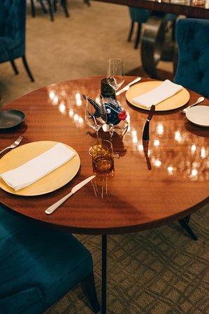 Gorgeous tableware