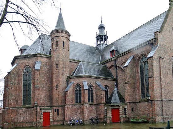 Rhenen, Nederland: the church