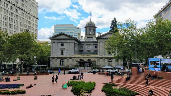‪Pioneer Courthouse‬