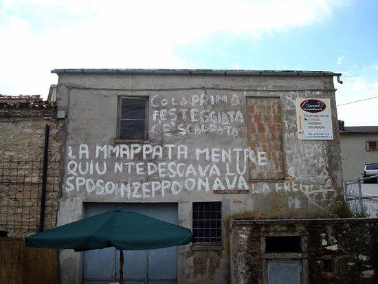 Scritte Sui Muri: Alcune delle scritte