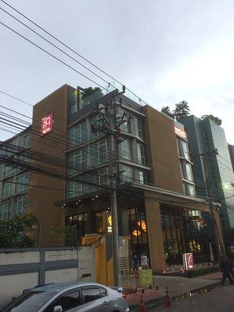 Neues günstiges Hotel