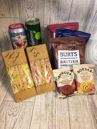 Warfield, UK: Meal Deal £5