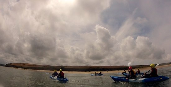 Cornish Kayaking