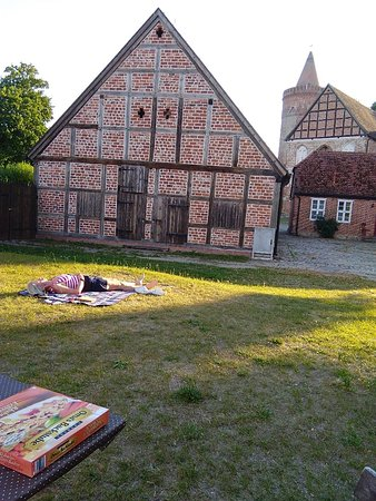 Burg Stargard照片